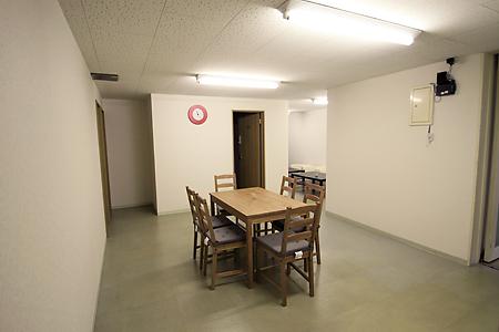 浅草2階ロビー