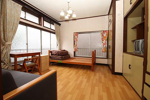 寮くん西新宿